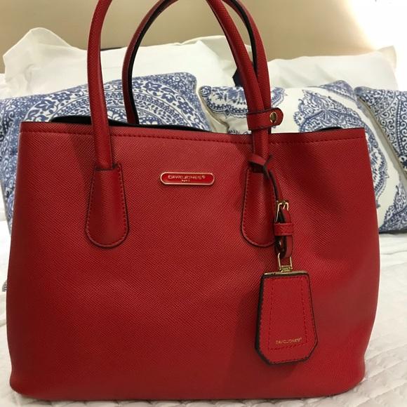 e6d295c4e4 david jones Handbags - David Jones Red Purse